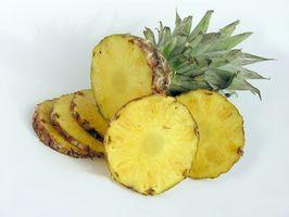 Comment faire ananas Confiture