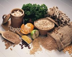 Différents types de cuisson de riz brun