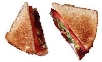 Idées fantastiques Sandwich grillé