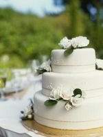 Comment faire une bordure de ruban sur gâteau