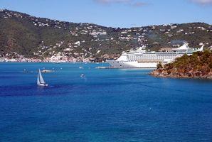 Comment se déplacer à Saint-Thomas, Îles Vierges