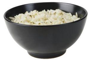 Comment à la vapeur de riz facile