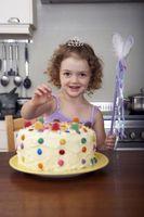 Comment glacer un gâteau avec une spatule
