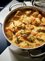 Puis-je cuire poulet avant la cuisson Poulet indien Kadai?