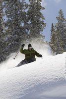 Comment faire pour utiliser d'équipement de ski