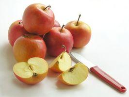 Pourquoi le jus de citron ne s'arrête Pommes De Browning?