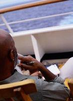 Comment envoyer du courrier à l'équipage sur un bateau de croisière