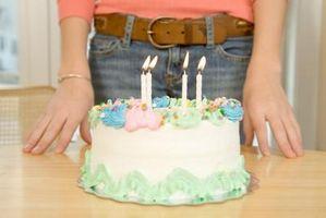 Comment faire pour mettre pétoncles sur un gâteau