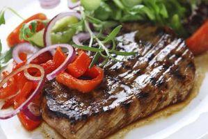 Comment faire cuire Steak sur un Cuisinart Griddler