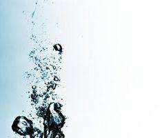 Comment diviser une bouteille d'eau en 70 milligrammes