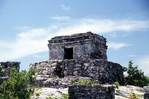 Anciens mayas Cités et Ruines