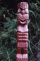 Les aliments traditionnels maoris