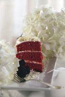 Coffre-fort rouge colorant alimentaire pour Gâteaux