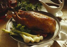 la voie gourmet chef pour cuisiner un canard entier ronalpenford