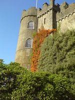 Château auberges en Irlande