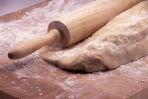 Comment faire pâtisserie pâte dans une machine à pain