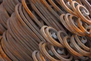 Comment enlever la rouille de cast iron cookware for Enlever trace de rouille
