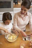 Comment substitue Tarte à la citrouille de remplissage pour les œufs et l'huile dans un mélange de gâteau