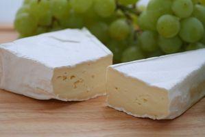 Façons de servir Brie