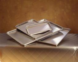 Spécifications relatives aux fiches de cuisson en silicone
