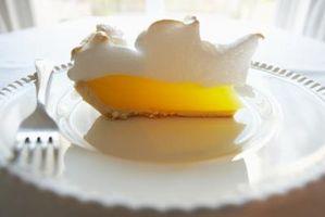 Cuisson des oeufs pour Lemon Meringue