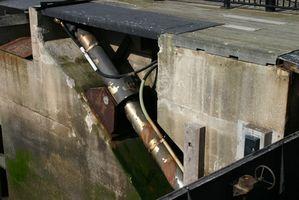 Trois types de friction dans un système hydraulique