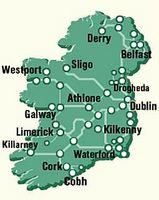 Comment Voyage en Irlande par le train