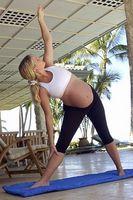 Comment Étirez pendant la grossesse