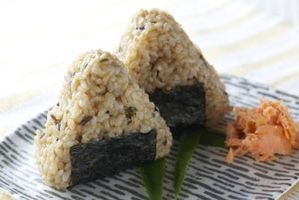 Comment faire des sushis Balls