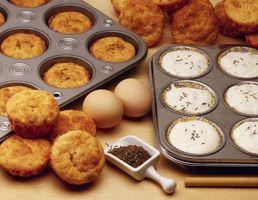 Est-ce que substituant bicarbonate de soude pour la poudre à pâte altérer le goût d'un Muffin?