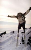 Comment puis-je de ski sur Couloir de Corbet à Jackson Hole?