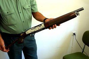 Comment Refinish Gun bois avec de l'huile