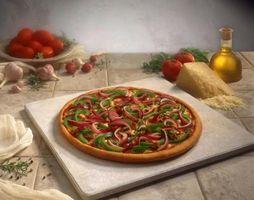 Comment rôtir les légumes sur une pierre Pizza