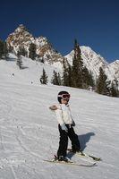 Comment apprendre à skier à Lake Tahoe