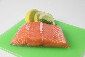 Comment couper un filet de saumon à Stuff It
