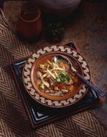 Comment épaissir Tortilla Soup maïs