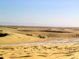 Pays dans lesquels vous trouverez les déserts chauds