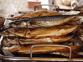 Comment congeler fumé de poisson blanc