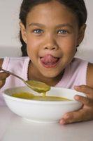 Comment épaissir Pea Soup aquatique
