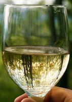Types de vin sec