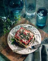 Comment faire de la lasagne d'aubergine