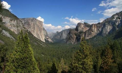 L'histoire de USA National Parks