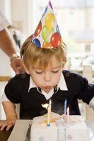 Comment décorer un gâteau d'anniversaire avec une photo