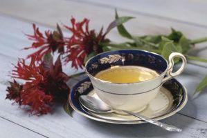 Comment faire Elder Fleur de thé