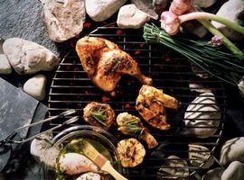 Comment mariner poulet Barbecue