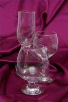 Différents types de verres à vin