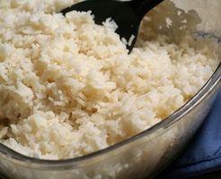 Comment à la vapeur Riz Sans un cuiseur à riz