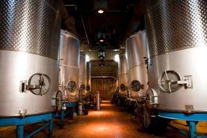 Fermentation problèmes en vinification