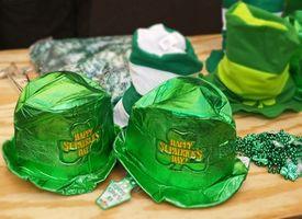 Aliments traditionnels pour la fête de la Saint-Patrick