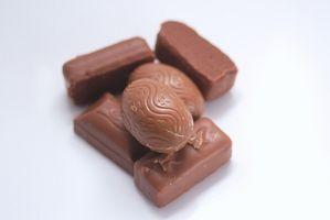 Problèmes fabrication du chocolat bonbons